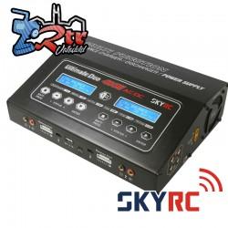 Cargador Lipo Balanceador SkyRc D400, 1-7S 20A 2x200W