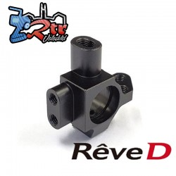Nudillo ligero de aluminio Reve D para YD-2 RWD Yocomo RD-001