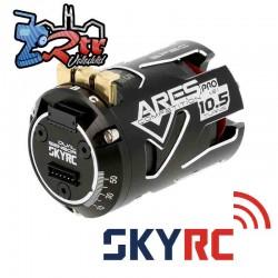 Motor Brushless SkyRC Ares Pro V2.1 Modificado EFRA 10.5 3450kV
