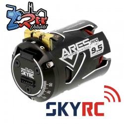 Motor Brushless SkyRC Ares Pro V2.1 Modificado EFRA 9.5 3700kV