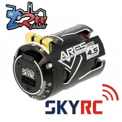 Motor Brushless SkyRC Ares Pro V2.1 Modificado EFRA 4.5 7620kV