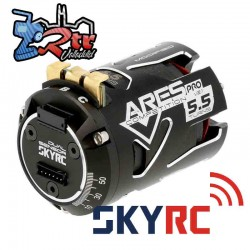 Motor Brushless SkyRC Ares Pro V2.1 Modificado EFRA 5.5T 6450kV