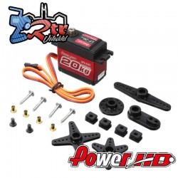 Servo Power HD 20KG HD-LF-20MG piñonera metálica 0.16Seg