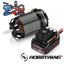 Hobbywing Xerun Justock Combo XR8 Pro G2 4268-2000kV Touring Pista