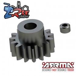 Piñon de seguridad Arrma 15T Mod 1 Eje 5mm ARAC7776