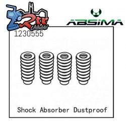 Botas de amortiguador Absima 1230555