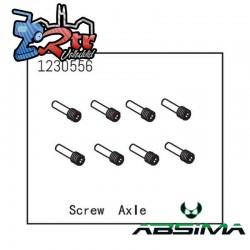 Tornillos de los ejes Absima 1230556