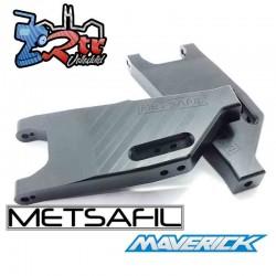 Juego de brazos de suspensión Reforzados Quantum Maverick MT150122