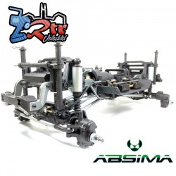 Absima Crawler 1/10 4x4 CR3.4 Chasis Preensamblado