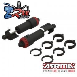 Amortiguadores Arrma delanteros ARA330553