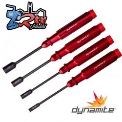 Herramientas Dynamite Juego de Destornilladores de Tuerca DYNT2000