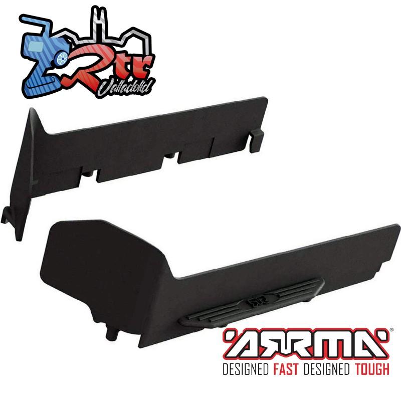 Juego de protectores laterales de Monster Truck Arrma AR320414