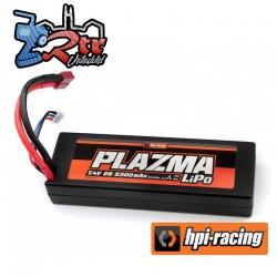 Lipo Hpi Plazma 5300Mha 40C 7.4 Volt Conector deam