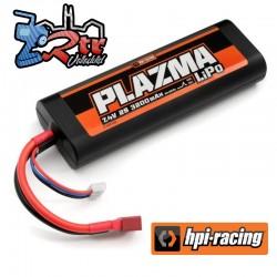 Lipo Hpi Plazma 3200Mha 30C 7.4 Volt Conector deam