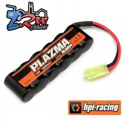 Nimh Hpi Plazma 1200Mha 7.2 Volt Mini