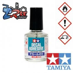 Adhesivo para calcomanías Tamiya 10ml 87193
