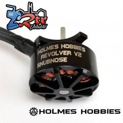 Motor Holmes Hobbies Brushless Revolver V2 Snubnose 1400Kv
