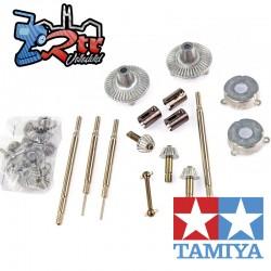 Bolsa de engranajes del diferencial para 56314 Tamiya 50582