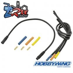 Juego de cables extendido AXE Fox R2 300 mm HW30850307