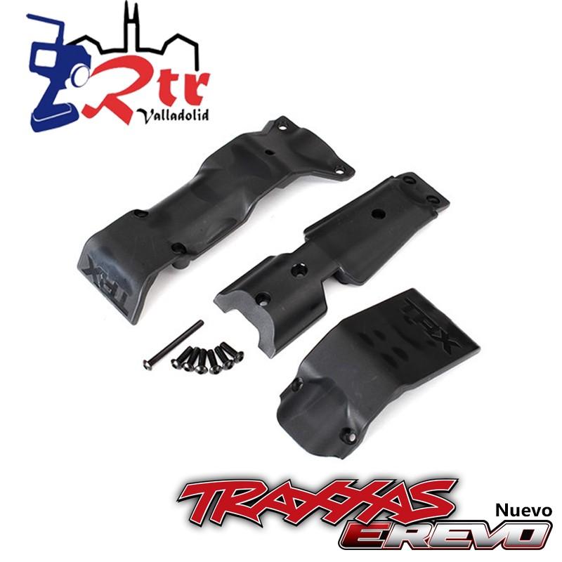 Bajos Traxxas E-revo TRA8637