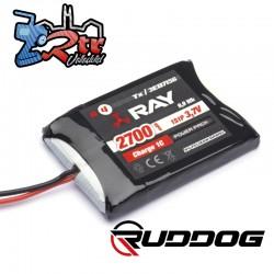 Batería RAY G4 LiPo 2700 mAh 3,7 V TX