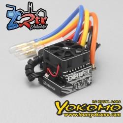 Yokomo DRIFT SPEC ESC BL-PRO4 Turbo 3.5T Con Cable