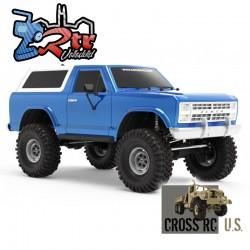 Cross RC AT4 EMO 1/10 4x4 Crawling versión Kit