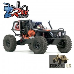 Cross RC Rock Crawler 4wd buggy kit - UT4 1/7