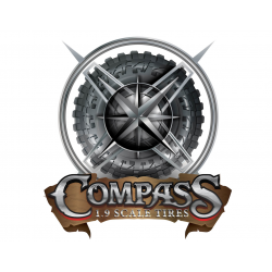 Ruedas RC4WD Compass 1.9 ZT0113