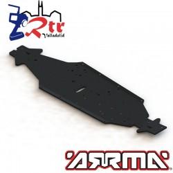 Chasis LWB Aluminio Negro Talion AR320444