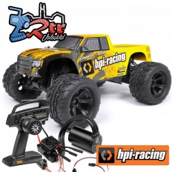 Hpi JumpShot MT Flux 1/10 Brushless 2wd RTR