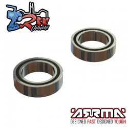 Rodamientos 10X15X4mm 2 Unidades Arrma ARA610046