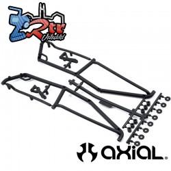 Lados de la jaula antivuelco AX10 Deadbolt Crawler Axial AX80130