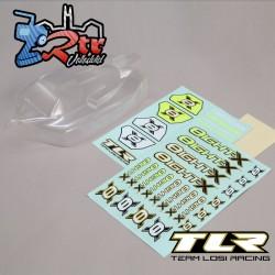 Cuerpo con calcomanías: 8IGHT-X TLR TLR240013
