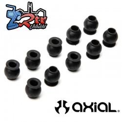 Bola Pivote Inoxidable 4x6 8x8mm 10 Unidades RBX10 RBX10 Axial AXI234027