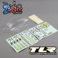 Cuerpo con calcomanías: 8IGHT-X Eco TLR TLR240014
