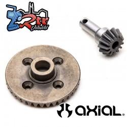 Delantero Trasero Anillo 38T Piñón 13T 32P RBX10 Axial AXI232054