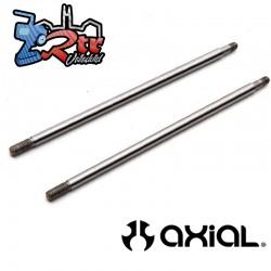 Eje de choque 77,7 mm 2 Unidades RBX10 Axial AXI233026