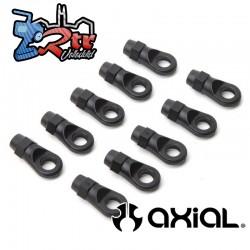 Extremos de barra rectos M4 10 Unidades RBX10 Axial AXI234025