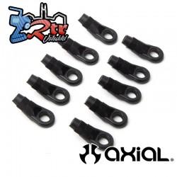 Extremos de barra con ángulo M4 10 Unidades RBX10 Axial AXI234026