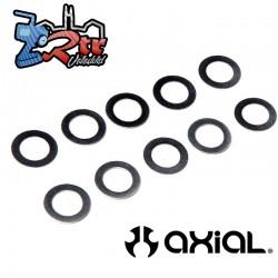 Arandela de 9,5 mm x 16 mm x 0,3 mm 10 Unidades Axial AXI236105