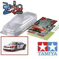 Carrocería Tamiya 1/10 190mm 1991 Audi V8 Transparente
