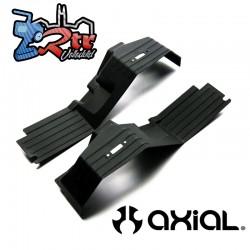 Revestimientos de guardabarros interiores traseros largos: SCX10 III Axial AXI231023