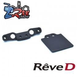 Juego de montaje trasero ESC Variador Reve D M1-REM