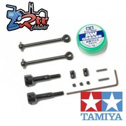Eje universal de montaje Tamiya (TT01, TA04) Tamiya 53792