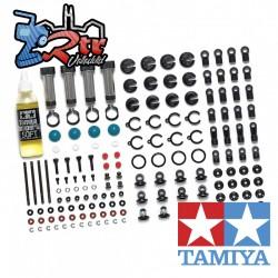 Juego de amortiguadores de aluminio Tamiya CC02 54991