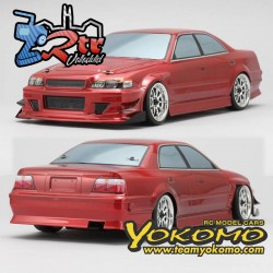Carrocería GOODYEAR Racing Kunnyz Chaser 190mm Transparente Yokomo