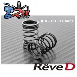 Resorte delantero Reve D R-tune 2WS (duro, 2 piezas) RD-011FH