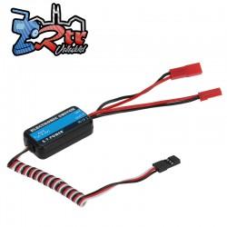 Swich interructor para canal de emisora control remoto interruptor electrónico RC