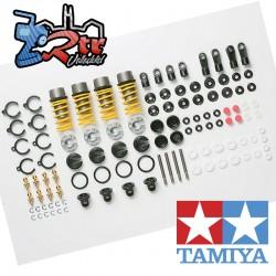 Juego de amortiguadores TRF de 55mm Tamiya 53571